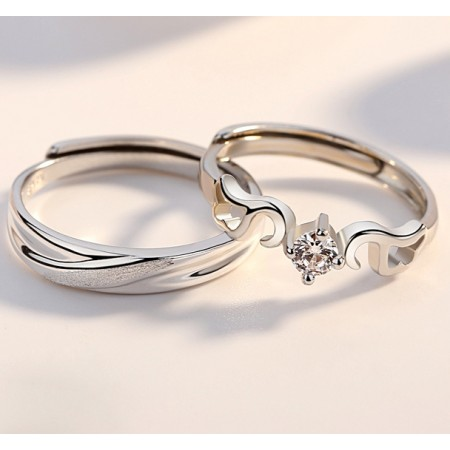 Meet The Love 925 Sterling Silver