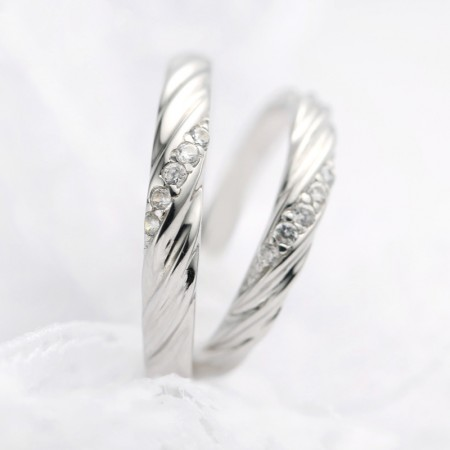 New Model Thick Solid S925 Silver Creative Couple Rings